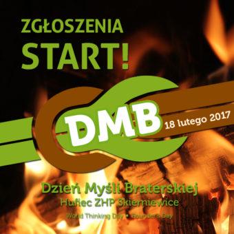 Zgłoszenia na DMB Hufca Sk-ce 2017 WYSTARTOWAŁY!
