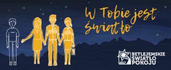Betlejemskie Światło Pokoju 2017
